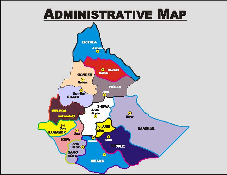 Administrative Map