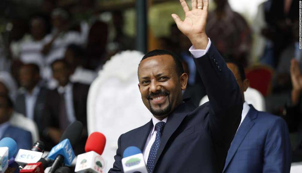 PM. Dr. Abiy Ahmed