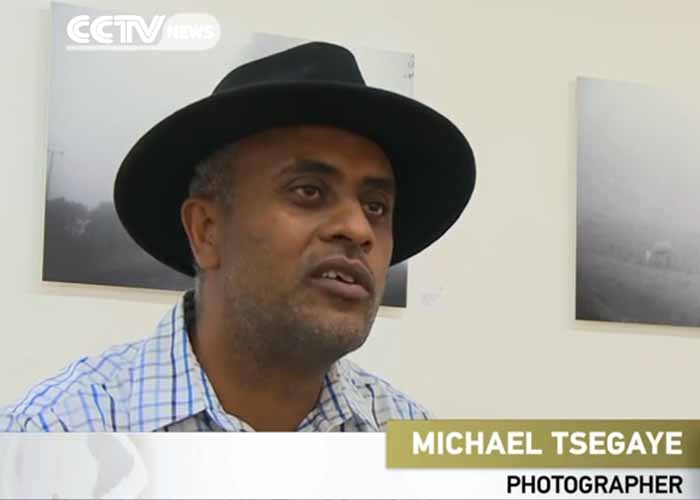 Photographer Michael Tsegaye