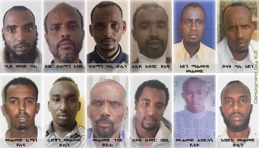 Ethiopia arrested Al-Shabaab & IS terrorist in Addis Ababa
