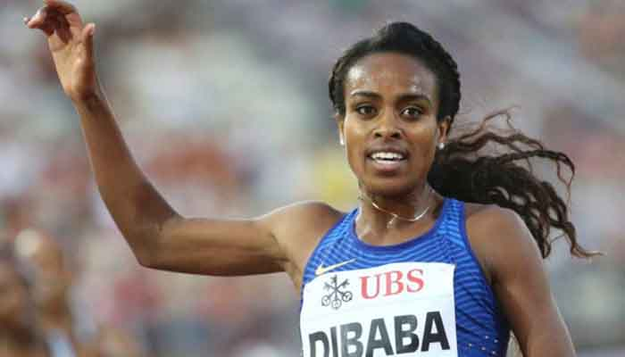 Genzebe Dibaba breaks world 2000M record in Sabadell