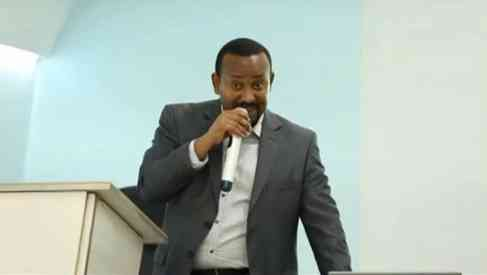 Dr. Abiy Ahmed