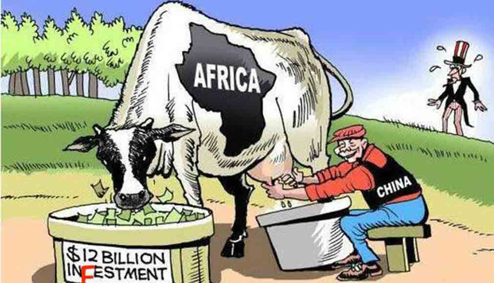 Ethiopia Zare Chinese Neocolonialism In Africa The Dragon Eating