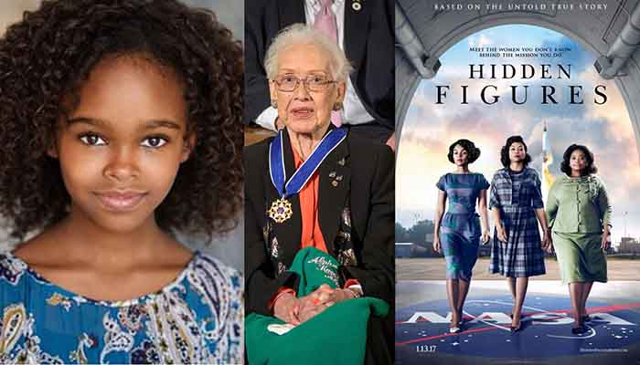 Lidya, Katherine and Hidden Figures