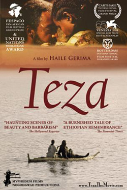 Teza; A film by Haile Gerima