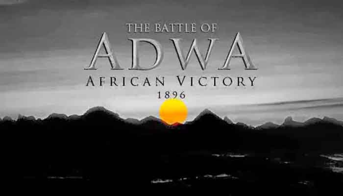The battle of Adwa.