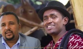 Jawar Mohammed and Hachalu Hundessa