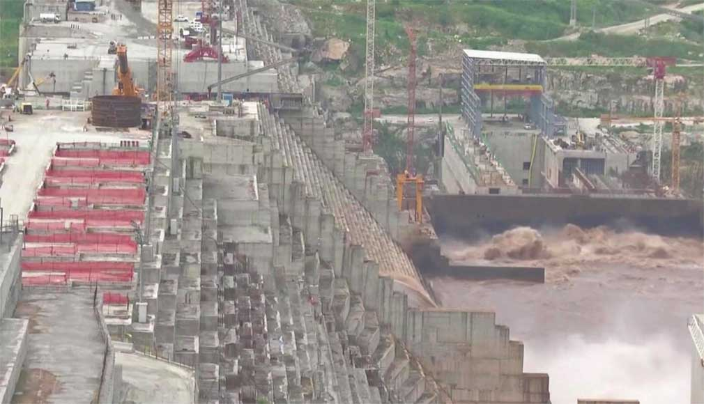 The Grand Ethiopian Renaissance Dam (GERD)